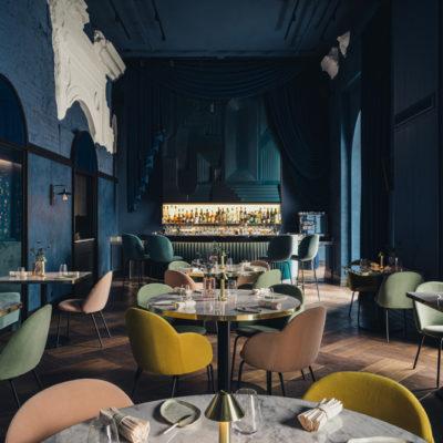 2019 – Varsovie, le restaurant Epoka