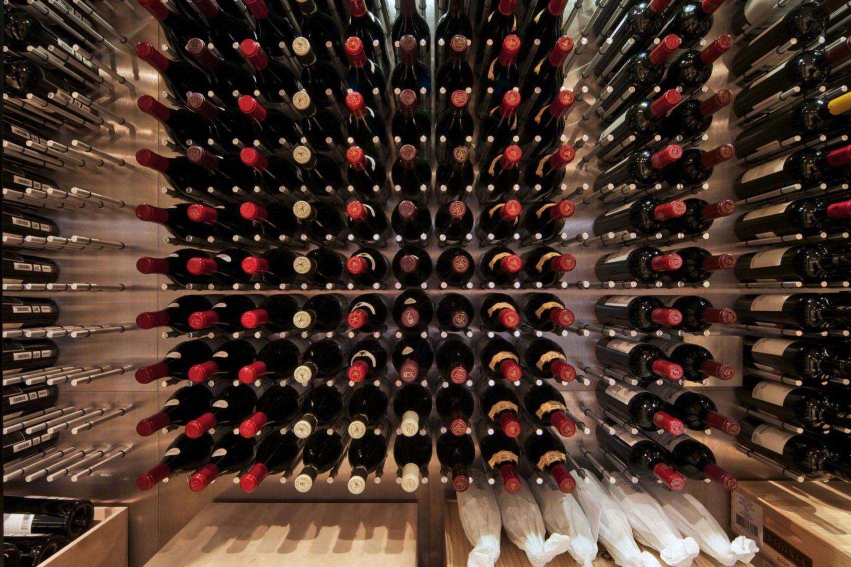 Audit de cave à vin
