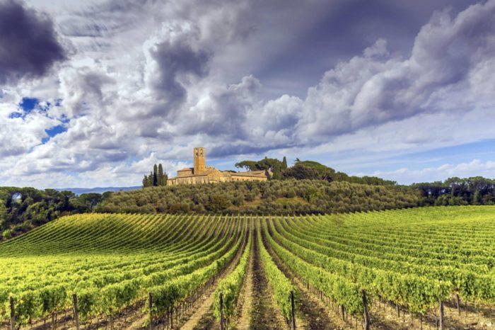 2021 – La Toscane